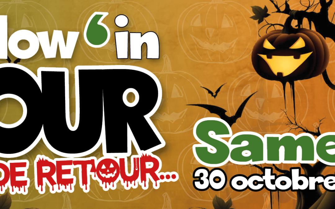 Dour – Hallow'in Dour 2021 > Samedi 30 octobre !
